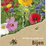Flower mix bijen - hoog