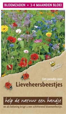 Flower mix lieverheersbeestjes