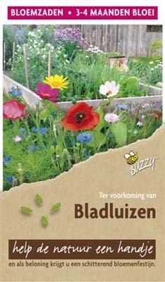 Flower mix tegen bladluizen