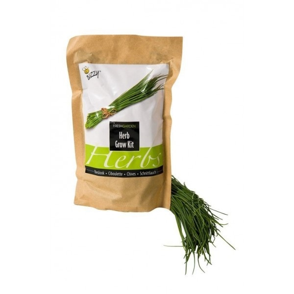 Groeicadeau Grow Bag Bieslook