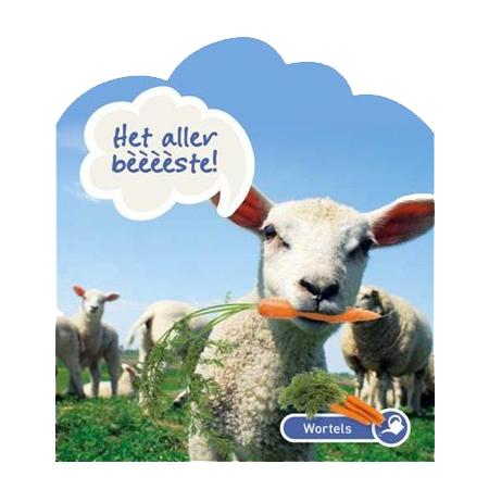 Wortelzaad - het aller beste - seeds & greets