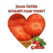 Jouw liefde smaakt naar meer - aardbeienzaadjes - Seeds & Greets