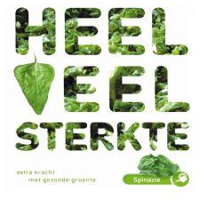 spinazie - heel veel sterkte - seeds & greets